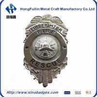 Buy cheap Commemorative Badges for Firefighter, EMS & EMT Medical Services from wholesalers