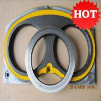 Best Cifa Duro22 Carbon DN200 DN230 Concrete Pump Wear Plate and Cutting Ring Life 14,000m-16,000m wholesale