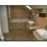 Best Coffee Brown Travertine Tiles For Wall And Floor wholesale