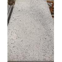Best Big Hole Lava Stone In Grey Color For Paving And Flooring wholesale