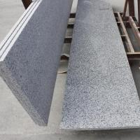 Best Grey Polished Wall Facade Granite Tiles G640 wholesale