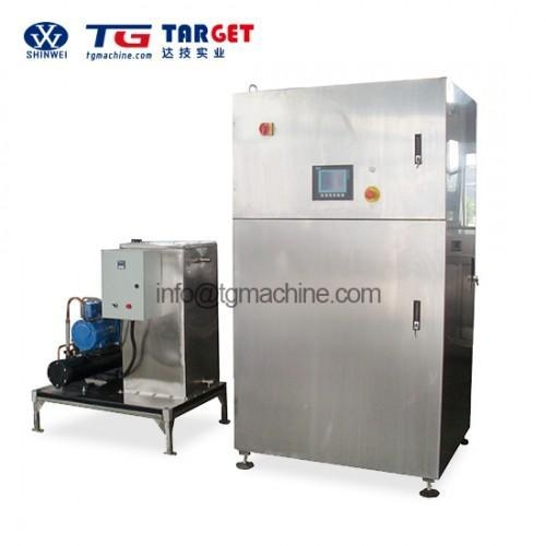Cheap Confectionery Machines TW Continuous Chocolate Tempering Machine for sale