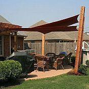 Buy cheap Sunbrella Shade Sails in Standard Sizes from wholesalers