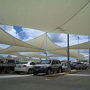 Buy cheap Commercial 95 Custom Shade Sails from wholesalers