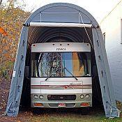 Buy cheap RV / Boat Garage Shelter 14'x36'x15' from wholesalers