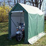 Cheap Cycle Cabana - 5'W x 10'L x 8'H for sale