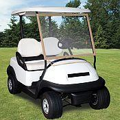 Buy cheap Portable Golf Car Windshields from wholesalers