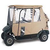 Buy cheap Deluxe 3-Sided Golf Cart Enclosures from wholesalers