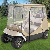 Buy cheap Travel 4-Sided Golf Car Enclosure - Fits Most 2-Person Carts from wholesalers