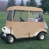 Buy cheap Deluxe 4-Sided Golf Cart Enclosures from wholesalers