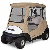 Buy cheap Club Car Precedent Enclosure with zip-off windshield from wholesalers