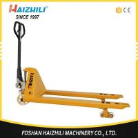 Best 3 ton 550/685mm hand hydraulic pallet truck wholesale