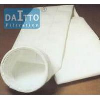 Best Non-woven Polyester Filter Bag with PTFE Membrane for Waste Incinerator Application wholesale