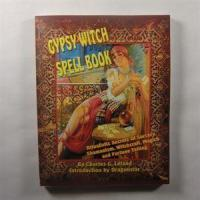 Quality Books Gypsy Witch Spell Book wholesale