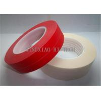 Best 155℃ Electrical Insulating Materials Crepe Paper / Fiberglass Adhesive Tape For Transformer wholesale