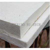 Best High Temperature Heat Insulation Ceramic Fiber Board For Wood Stove 10 - 50mm Thick wholesale