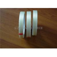 Best 0.185mm Thermal Insulation / Electrical Insulating Materials Fiberglass Adhesive Tape wholesale