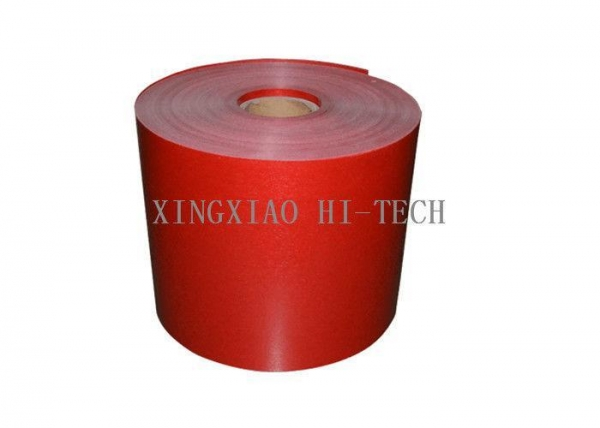 Cheap Polyester Film Roll Electrical Insulating Materials Composite Coating 0.9mm Thickness for sale