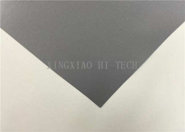 Cheap 1000 / 1200 / 1500mm PU Coated Fiberglass Fabric High Tensile Strength for sale