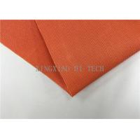 Best 180 - 200℃ PVC Coated Fiberglass Fabric Flame Resistant Heat Insulation wholesale