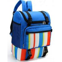 Best Large-capacity Multicolor Fabric Non Woven Oxford Canvas Polyester Shoulder Ice Cooler Bag wholesale