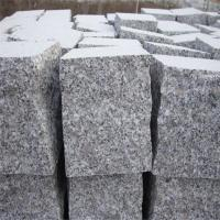 Quality China Outdoor Cheap Paving Stone Cobble Stones G603 Grey Granite wholesale