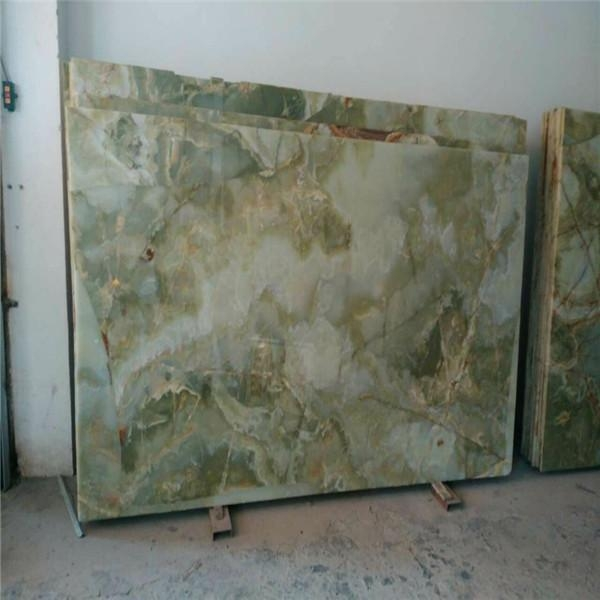 Details Of Chinese Natural Cheap Price Green Marble Stone