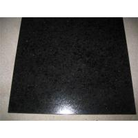 Chinese Well Polished 20Mm Thick Zhangpu Black Basalt Granite Tiles for Indoor & Outdoor