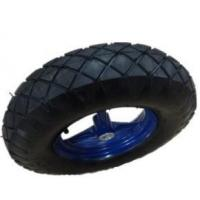 High Contain Natural Rubber Wheel