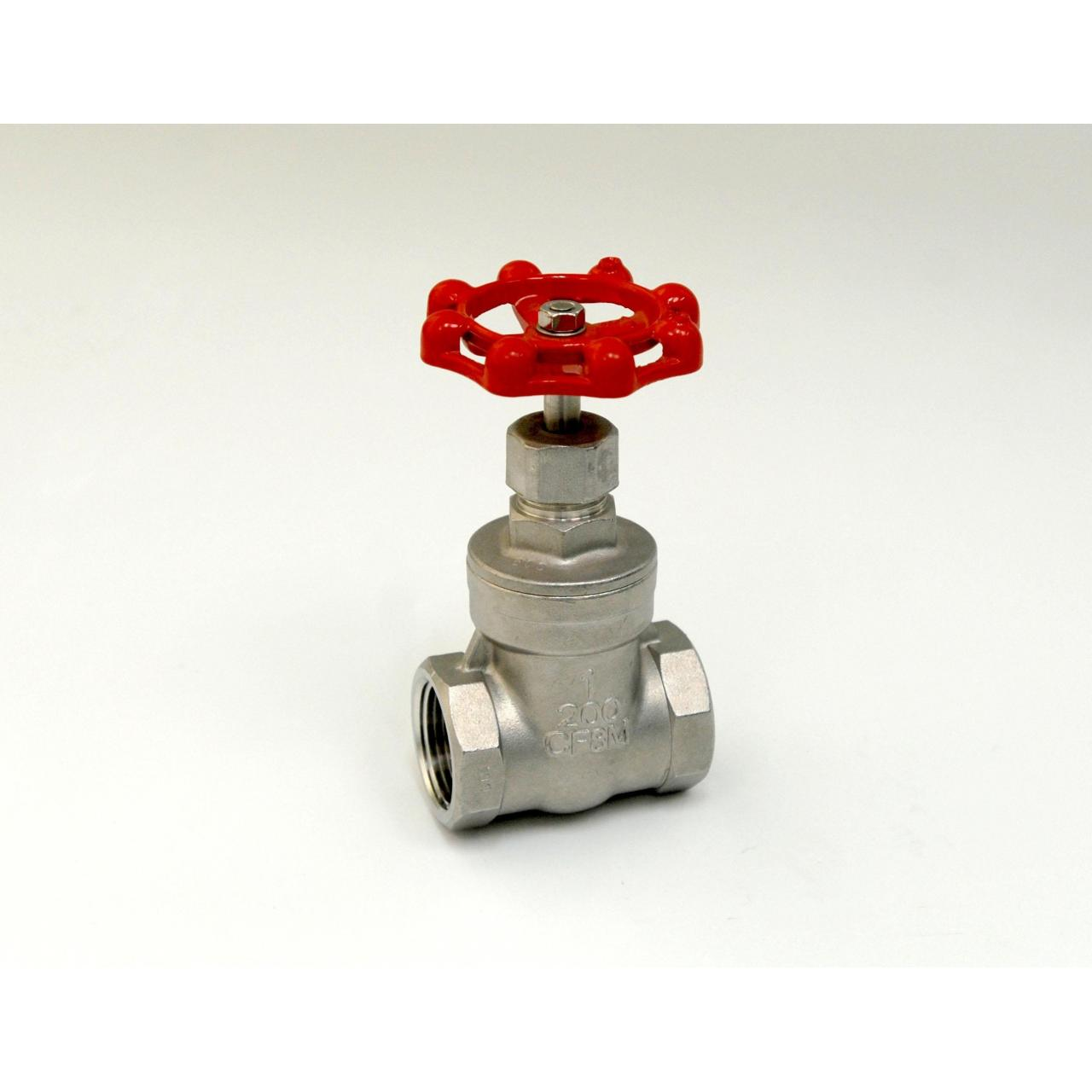 Quality Stainless Steel Screwed Gate Valve wholesale