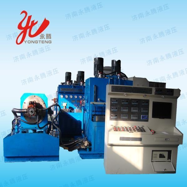Details of hydraulic pump and motor testing table china Hydraulic motor testing