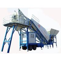 Buy cheap Hositing Hopper Concrete Mixing Plant from wholesalers