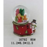 Buy cheap Polyresin Waterglobe Item no.:16792 from wholesalers