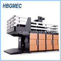 Basalt fiber melting furnace