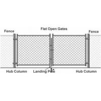 Quality Chain Link Fence Gate wholesale