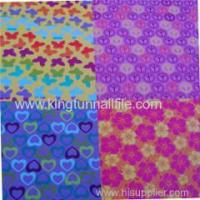 Buy cheap customized cololful flower paper from wholesalers