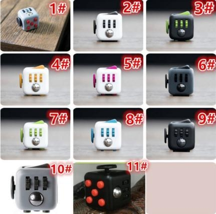 Cheap Best Fidget Toy Cube Anti Stress for sale
