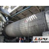 Quality High Performance Cement Ball Mill Critical Speed , Steel Ball Mill wholesale