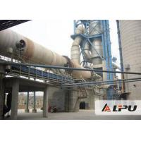 Best Rotary Kiln 16-5000 T / D Active Lime Rotary Kiln for Metallurgy And Chemical Industry wholesale