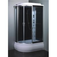 Quality Computer Controlled Sliding Complete Glass Steam Shower Cubicle for Sale wholesale