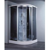 Quality Computer Controlled Sliding Complete Glass Steam Shower Room for Sale wholesale