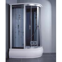 Quality Computer Controlled Sliding Complete Glass Steam Shower Cabinet for Sale wholesale