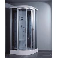 Quality Italian Sliding Complete Glass Steam Shower Enclosures for Sale wholesale