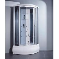Quality Computer Controlled Sliding Complete Glass Steam Shower Cabin for Sale wholesale