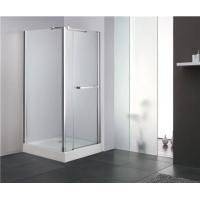 China New Design Quadrate Pivot Shower Door Made in China on sale