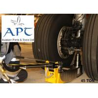 Buy cheap Jacks Axle Jacks 45 Ton - With Air Supported Hydraulic Pump & Manual Hand Pump from wholesalers