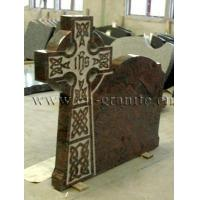 Imported Granite (17) Tombstone TS036