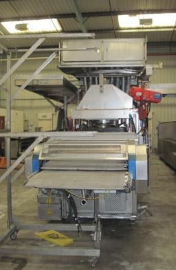 Cheap Lawrence equipment tortilla, corn chip, pizza, flatbread production line, 9 across / 5 out for sale