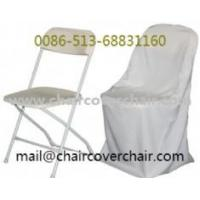 Best Folding Polyester Chair Cover wholesale