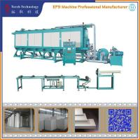 Buy cheap EPS Wall Panel Making Machine / EPS Block Moulding Machine from wholesalers